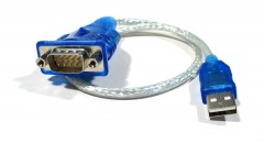 Cable Cables To Go DB9 vers USB 2.0